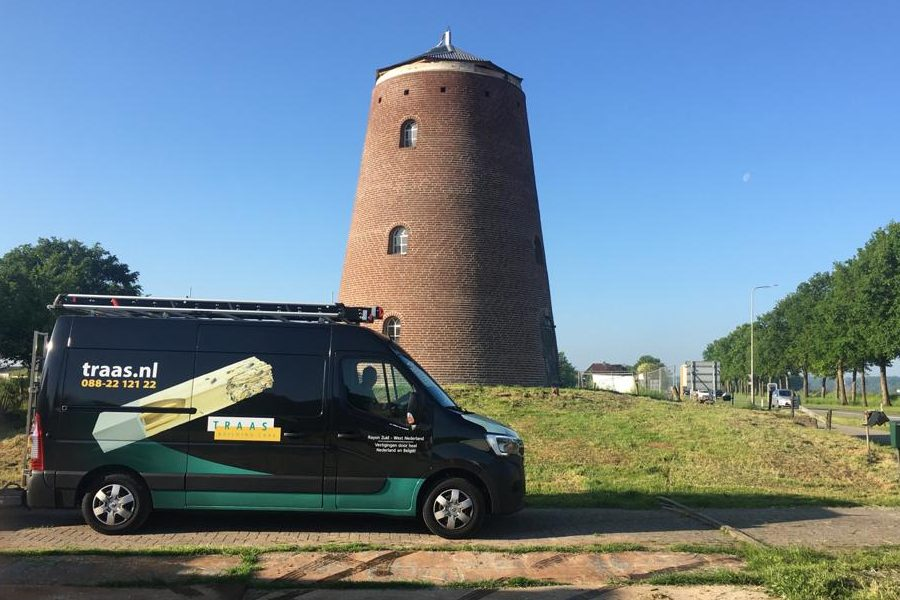 Traas Building Care houtherstel